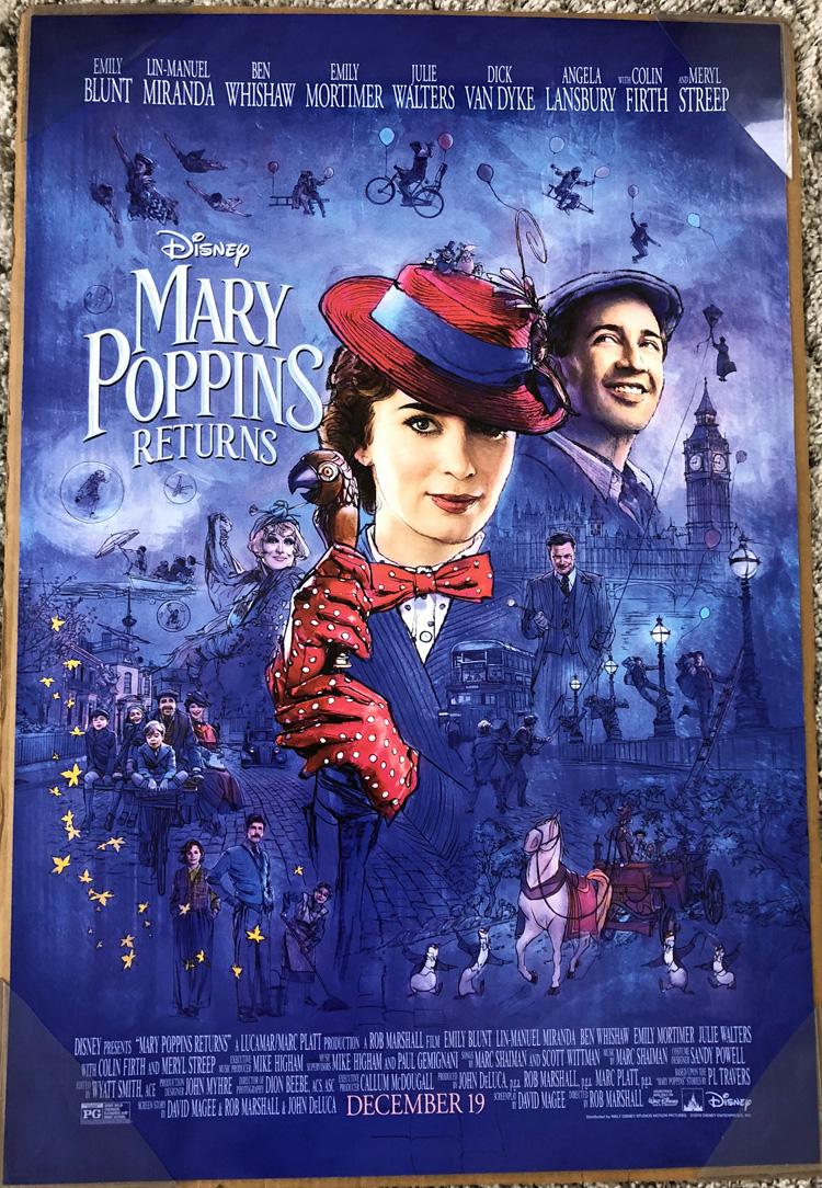 Mary Poppins Returns Movie Review Movie Review Mom