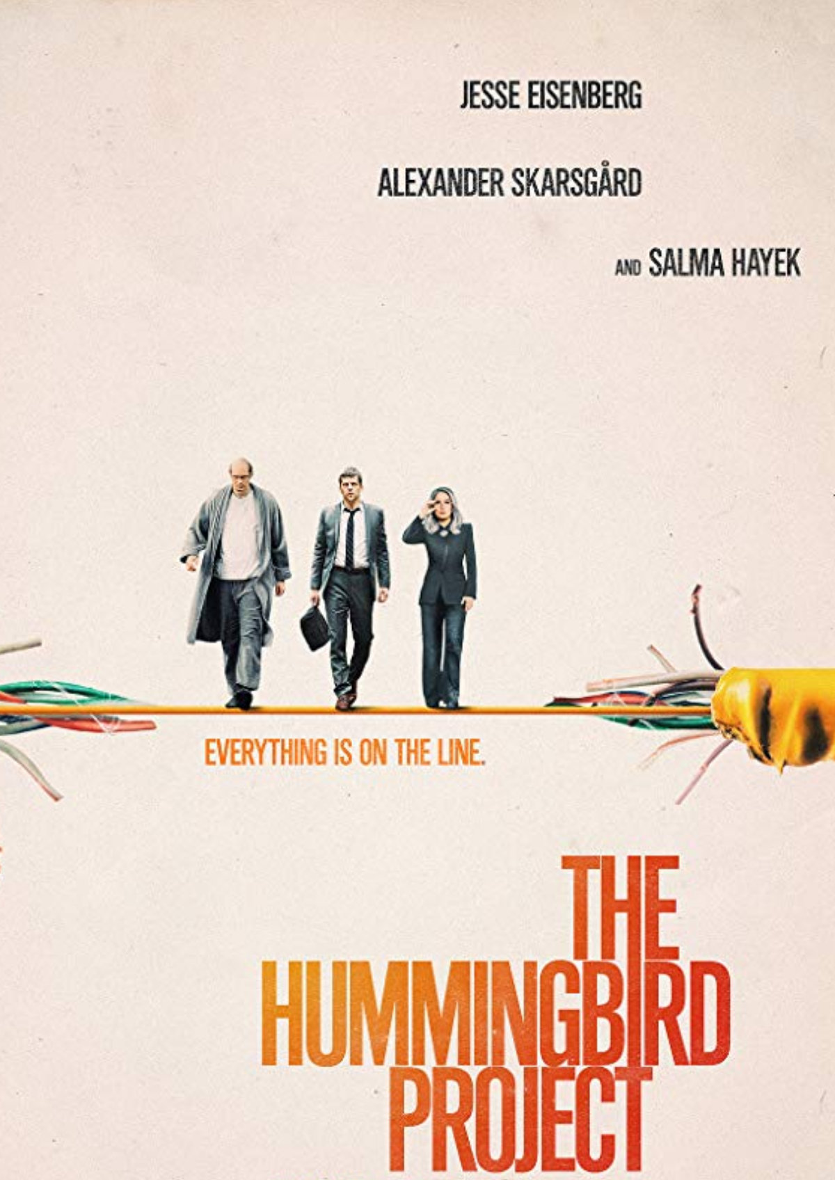 The Hummingbird Project - Movie Review Mom