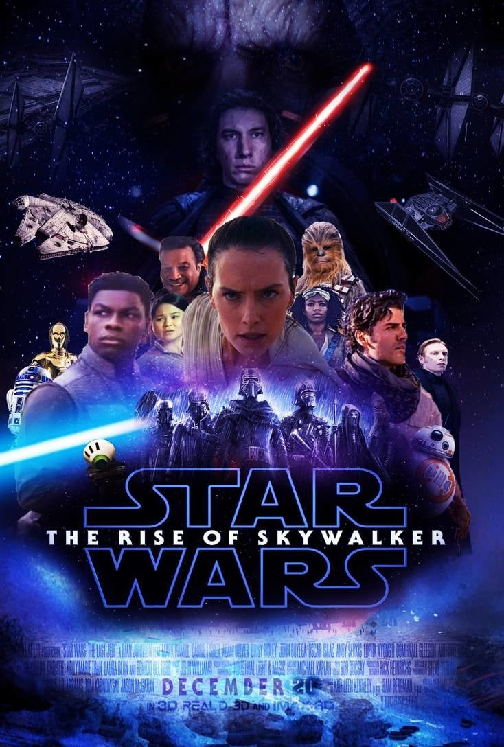 Star Wars The Rise Of Skywalker Movie Review Mom