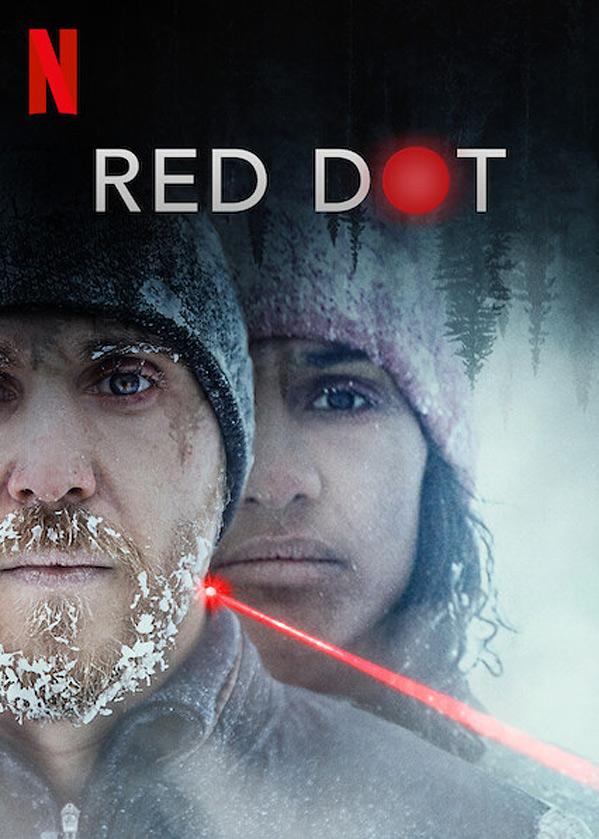 Resultado de imagen para red dot netflix poster