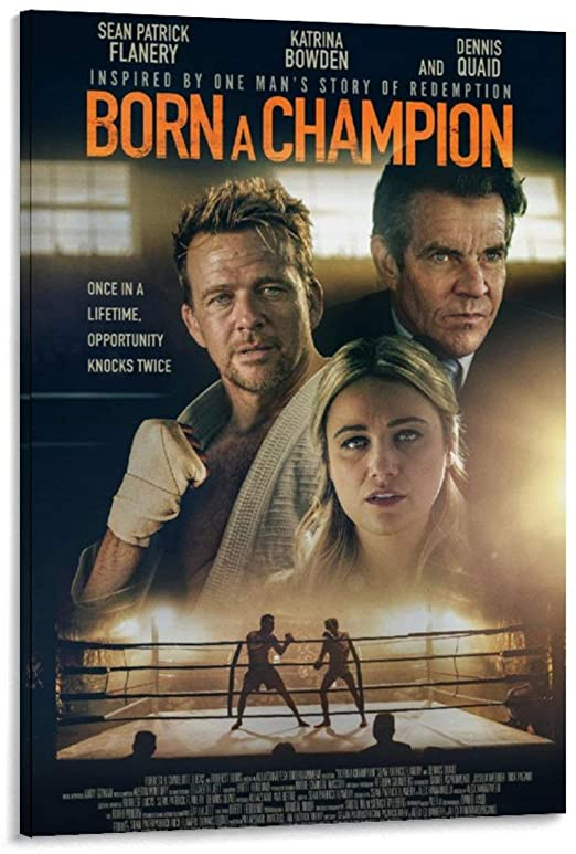 Born a Champion (2021) Telugu Dubbed (Voice Over) & English [Dual Audio] BDRip 720p [1XBET]
